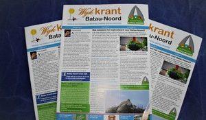 Wijkkrant Batau-Noord, juni 2019