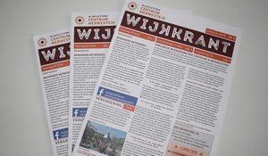 Wijkkrant Centrum-Merwestein juni/juli 2019