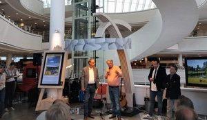 Presentatie nieuw magazine 'In Nieuwegein'
