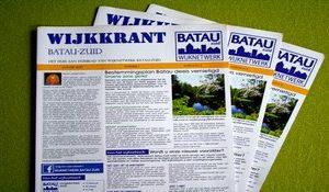 Wijkkrant Batau-Zuid, januari 2020